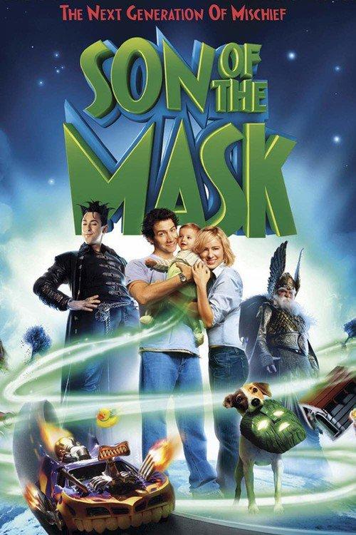 Son Of The Mask 1080p Dual Audio English Hindi