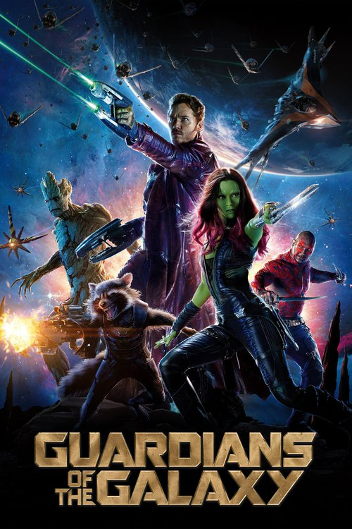 Guardians of the Galaxy 2014 720p BluRay AAC