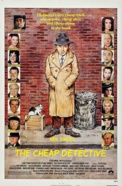 Cheap detective abe movie the vigoda