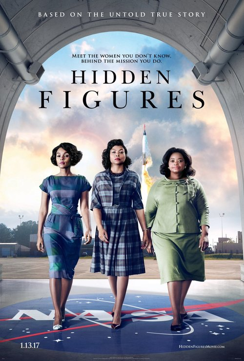 Hidden Figures 2016  BluRay H264 AAC