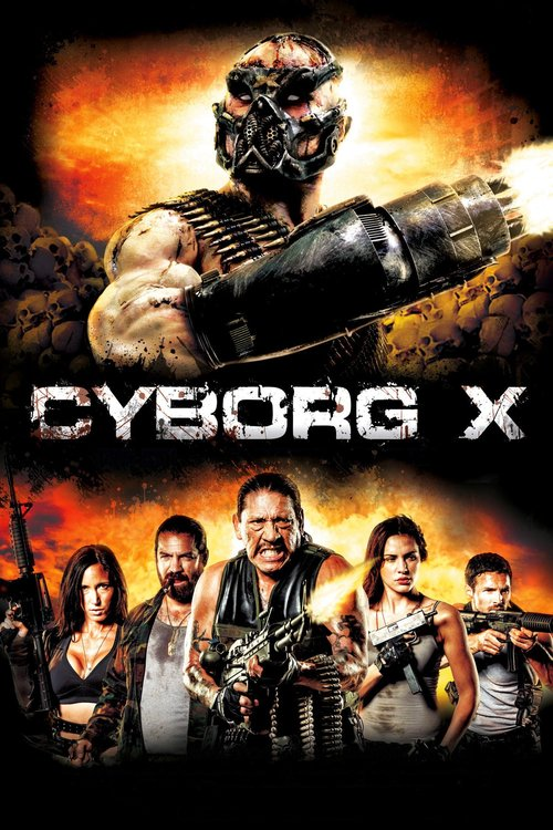 Cyborg X 2016 1080p BluRay AAC