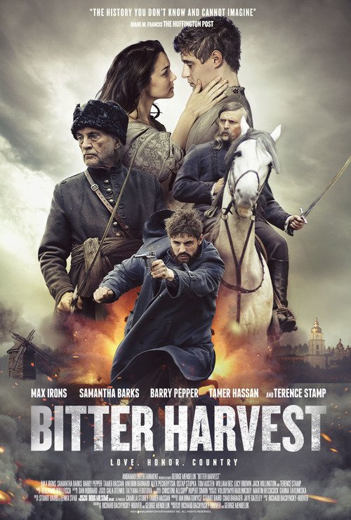 Bitter Harvest 2017 720p BRRip AC3