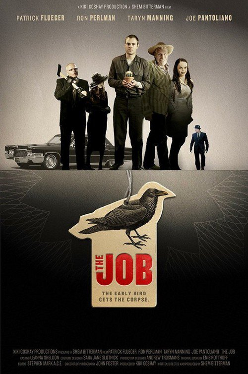 The Job 2009 BRRip XviD