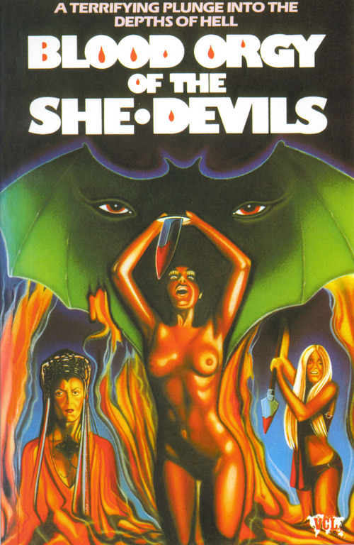 She devils blood of orgy the