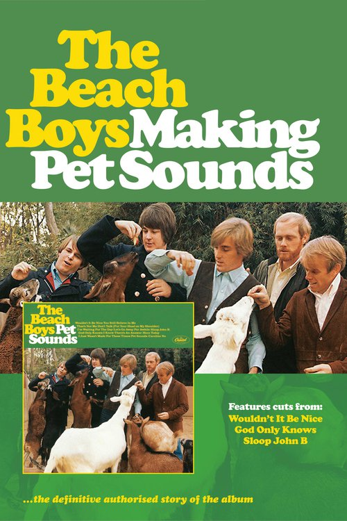 The Beach Boys Making Pet Sounds 2017 WEBRip x264