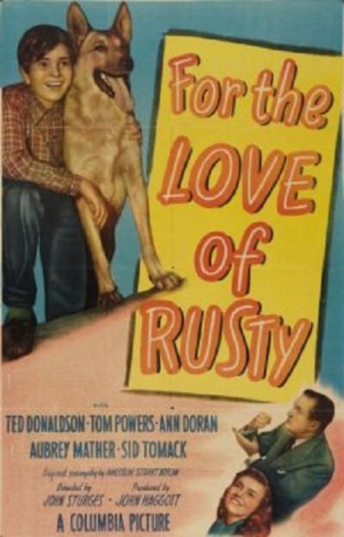 Rusty A Dog S Tale Cast